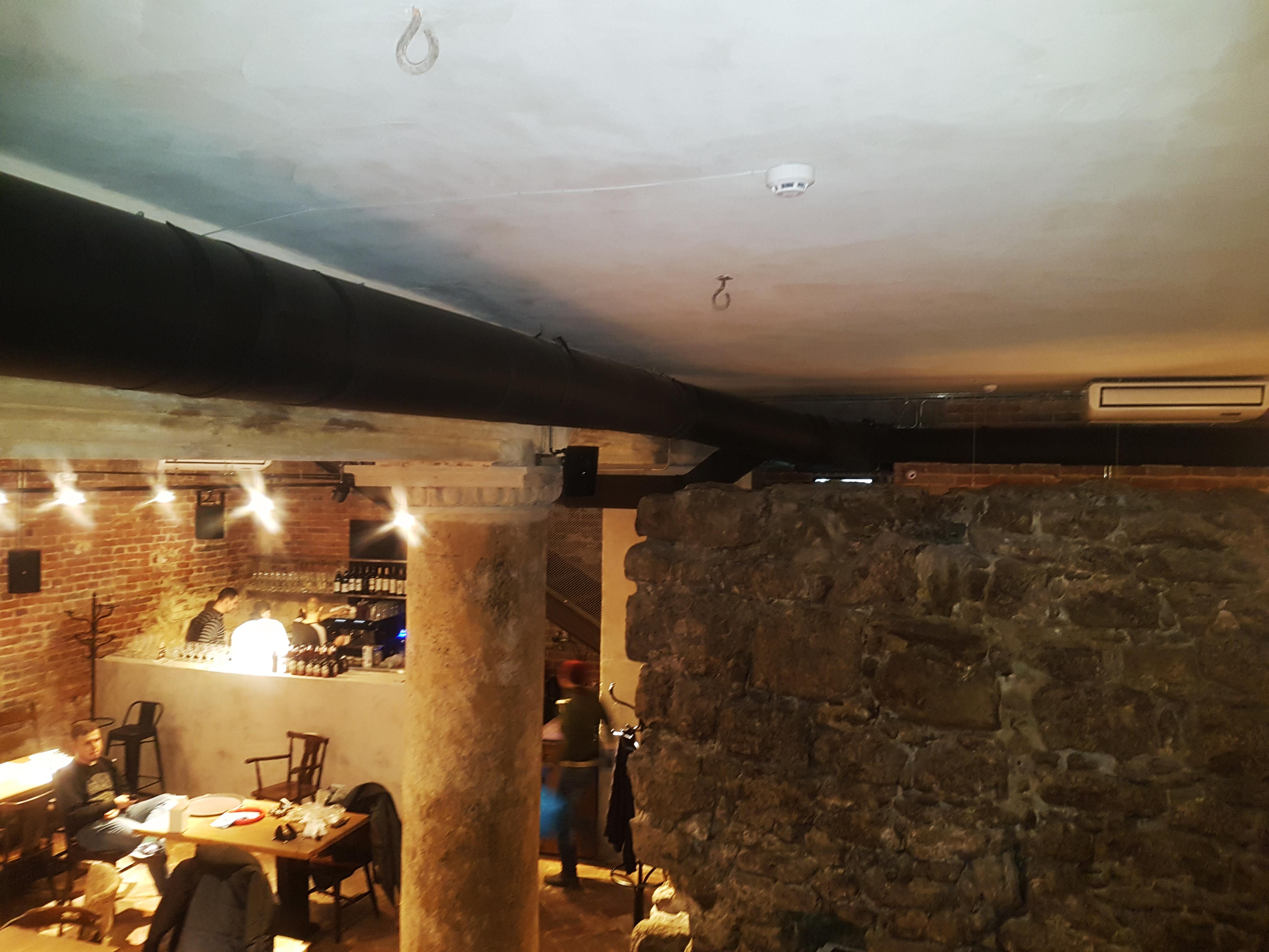 ресторан Гвара