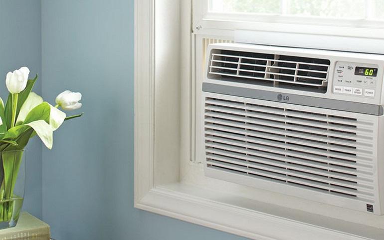 кондиціонер віконний моноблок